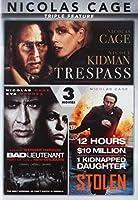 Nicolas Cage Triple Feature [DVD]