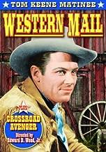 Tom Keene Matinee: Western Mail (1942) / Crossroad Avenger (1953) (DVD) (1942) (All Regions) (NTSC) (US Import) [Region 1]