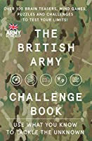 The British Army Challenge Book: The Must-Have Puzzle Book for This Christmas! (Quiz Books)