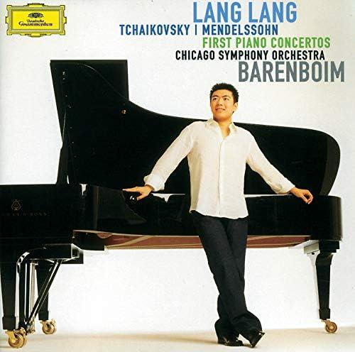 Lang Lang, Daniel Barenboim, Chicago Symphony Orchestra, Felix Mendelssohn & Pyotr Ilyich Tchaikovsky