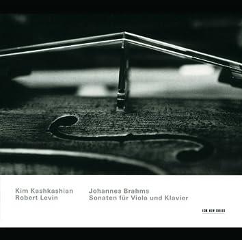 Johannes Brahms - Sonaten für Viola und Klavier