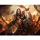 1000 Pcs little boy Jigsaw puzzle toys for boys and girls Game Character Poster Intellectual Decompressing Fun Game (75x50cm)