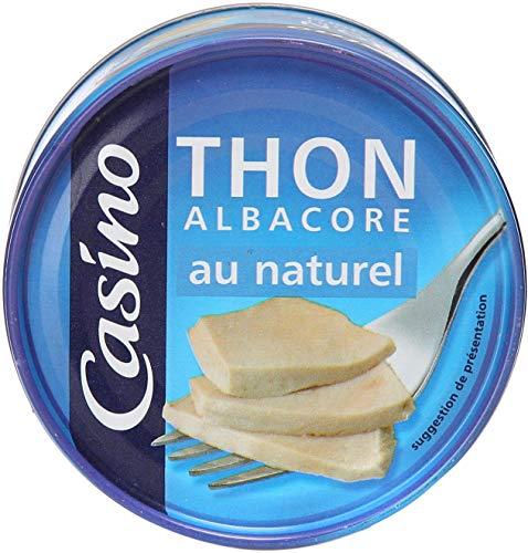 CASINO Thon Albacore au Naturel