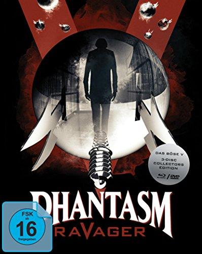Phantasm V - Ravager - Das Böse V - Mediabook (+ 2 DVDs) [Blu-ray] (Uncut)