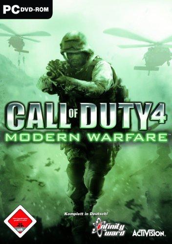 Call of Duty 4 - Modern Warfare (DVD-ROM)