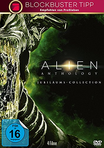 Alien Anthology (4 Discs, Jubiläums-Collection)