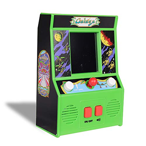 Basic Fun Galaga Mini Arcade Game (4C Screen)