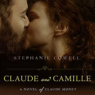 Claude & Camille     A Novel of Monet              Auteur(s):                                                                                                                                 Stephanie Cowell                               Narrateur(s):                                                                                                                                 Christopher Cazenove                      Durée: 10 h et 22 min     1 évaluation     Au global 5,0