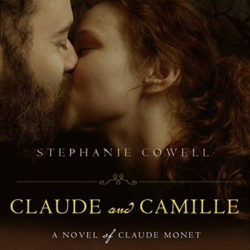 Claude & Camille audiobook cover art