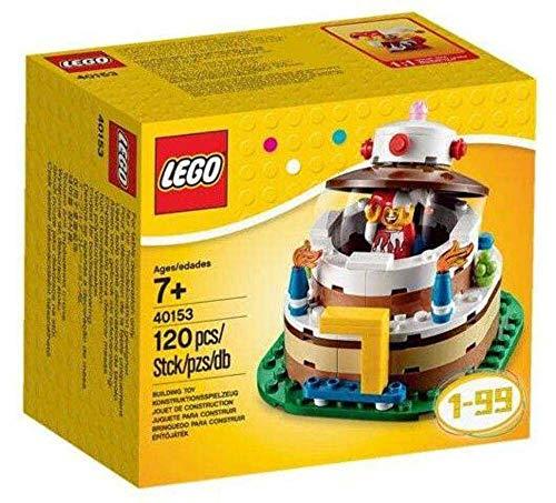Lego 40153 - Geburtstagstisch Dekoration