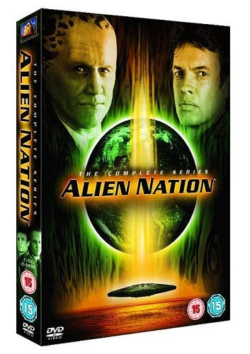 Alien Nation Complete Series DVD [Reino Unido]
