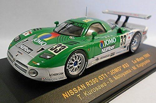 Compra calidad 100% autentica Ixo 1 43 43 43 Scale - LMC066 NISSAN R390 GT1  33 LE MANS 1988  la mejor selección de