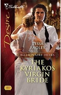 The Kyriakos Virgin Bride (Billionaire Heirs Book 1822)