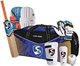 SG Kashmir Eco Cricket Kit for youth, Size 5 (Ideal for age between 9 to 12 Yrs)