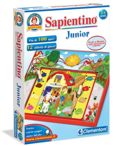 Clementoni 12381 - Sapientino Junior