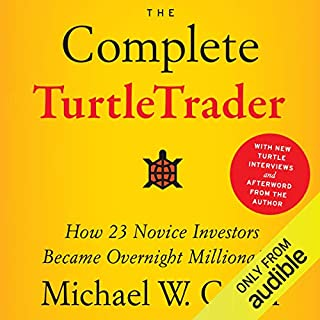 Page de couverture de The Complete TurtleTrader