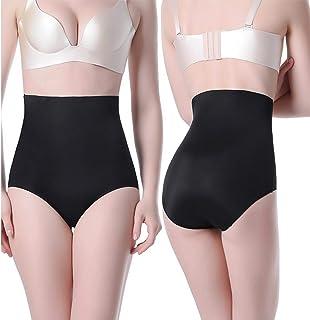 GUTSBOX Damskie majtki gorsetowe, modelujące figurę, z efektem wyszczuplającym brzuch, dla kobiet, wysoka talia, oddychają...