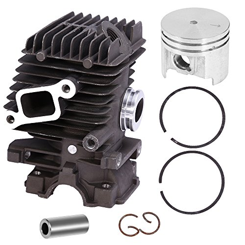 Saihisday 37MM Cylinder Piston Kit For Stihl MS192T Chainsaws Replace#1137 020 1203 11370201203 NEW