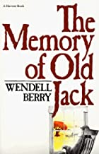 The Memory of Old Jack by Berry Wendall (1997-07-31)