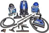 Sirena Vacuum Cleaner Deluxe Pack - Bonus 2 Sirena Twister Air Purifiers, Sirena Turbo Brush, Ocean Breeze Deodorizer, Sirena Fragrance Pack, HEPA Filter, and Exclusive Sirena Multi-Floor Tool