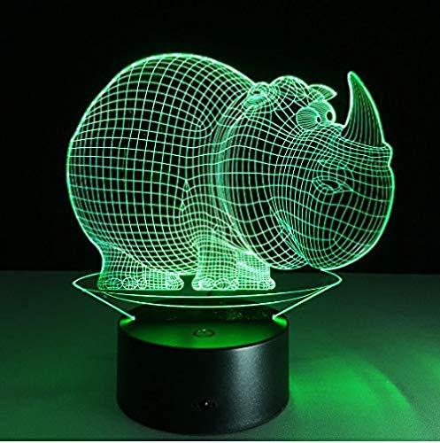 Led Nachtlicht Baby Nachtlicht Kreative Kleine Led Tischlampe 3D Farbverlauf Led Beleuchtung Figur Spielzeug Schlafzimmer Dekor