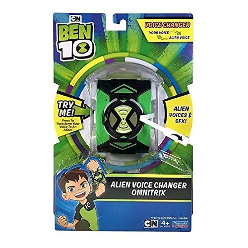 Ben 10 Alien Voice Changer Omnitrix Watch Toy