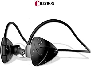 Chevron AlienBass Bluetooth v4.2 Earphones with Mic (Space Black)