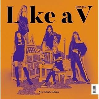 Pristin V - [Like A V] Unit Single Album CD+80p Photobook+2p PhotoCard+1p V Card K-POP Sealed