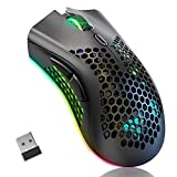 BENGOO KM-1 Wireless Gaming Mouse, Computer Mouse...