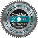 Makita A-96095Métal/Usage général 32T Tête en carbure Lame de scie, multicolore, B-47189, 0 voltsV