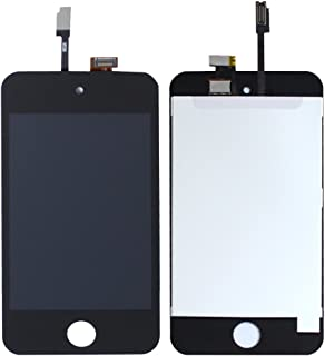 iPod 4 4th Generation Touch Screen Digitizer & LCD Complete Assembly - iTouch Black New
