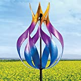 Best Wind Spinners - Bits and Pieces - Blaze of Color Wind Review