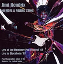 No More Rolling Stone by Jimi Hendrix - No More A Rolling Stone (Live At The Monterey Pop Festival 1967 & Stockholm 1967)