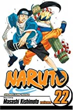Naruto, Vol. 22: Comrades (Naruto Graphic Novel)