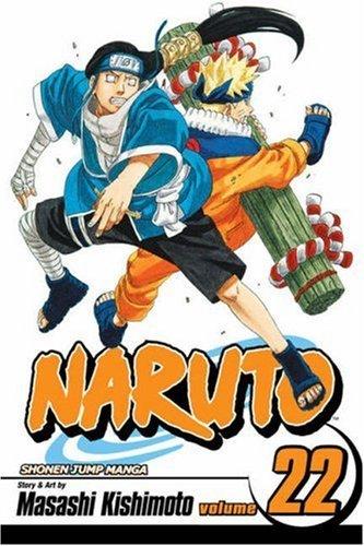 Naruto, Vol. 22: Comrades (Naruto Graphic Novel) (English Edition)