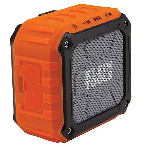 Altavoz inalámbrico, Altavoz portátil Reproduce Audio y responde Llamadas Manos Libres Klein Tools AEPJS1