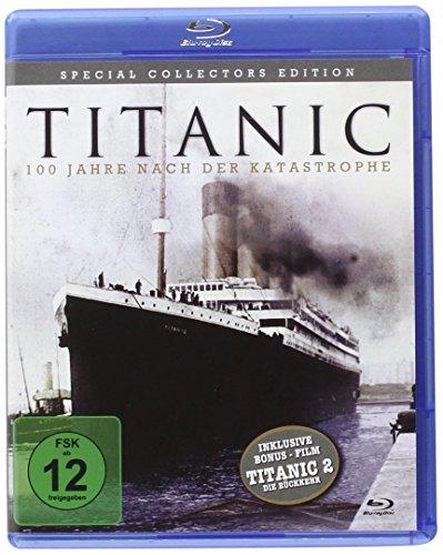 Titanic - 100 Jahre nach der Katastrophe [Blu-ray] [Special Collector's Edition]
