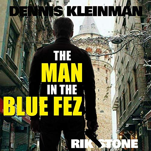 The Man in the Blue Fez audiobook cover art