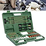 YNITJH Limpiador de Rifles,Kit de Limpieza de Armas,Herramientas de Limpieza Rifle,para escopetas Rifle/Pistolas Limpiador