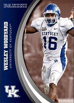 2016 Panini Kentucky #26 Wesley Woodyard