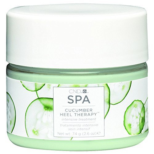 CND Fußcreme Cucumber Heel Therapy, 1er Pack (1 x 74 g)
