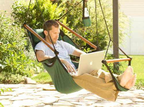 Hammaka Hanging Hammock Chair - 2nd best portable hammock chair