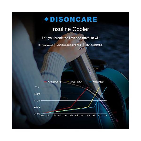 buy  DISONCARE Diabetes Cooler Travel Case,Diabetic ... Diabetes Care