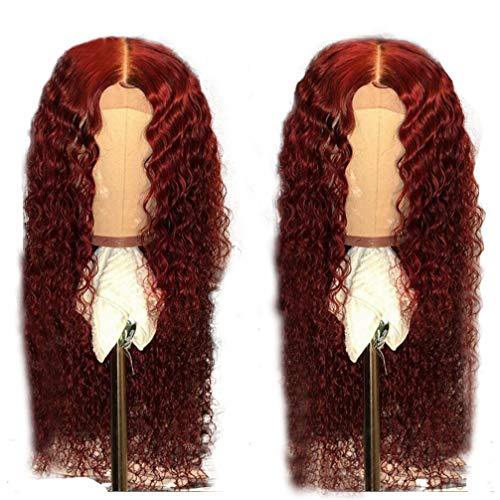 Lace Front Perücke Natürlichen Haaransatz 150% Dichte Menschliches Haar Mit Baby Haarschmuck Spitze Perücke Brasilianischen Rohen Wikinger Haarband Verstellbar,30 inches