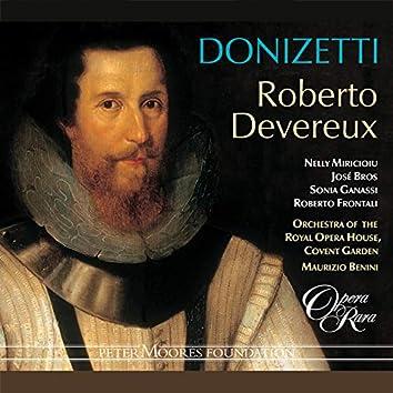 Donizetti: Roberto Devereux (Live)