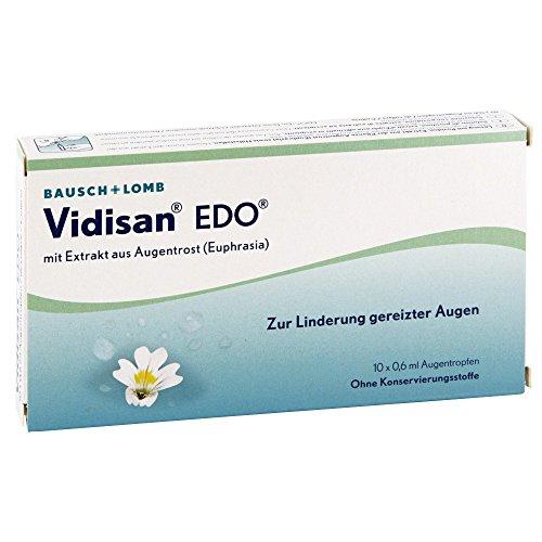 Vidisan EDO Einzeldosispipetten, 10X0.6 ml