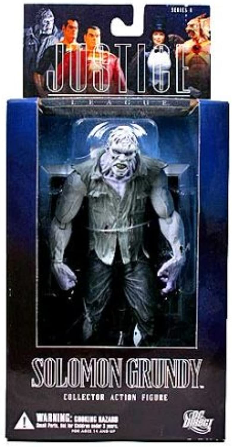 DC Direct Justice League Alex Ross Action Figures Series 4  Solomon Grundy