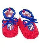 Patucos Atlético de Madrid Oficiales Bebé.