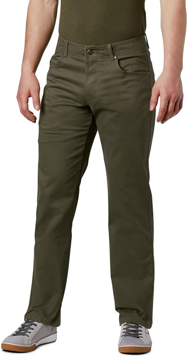 Columbia Men's Pilot Peak Big & Tall 5 Pocket Pant