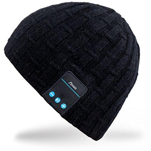 Rotibox Cappello Beanie Bluetooth, Cappellino Trendy...